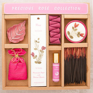 Rose Fragrance Gift Set