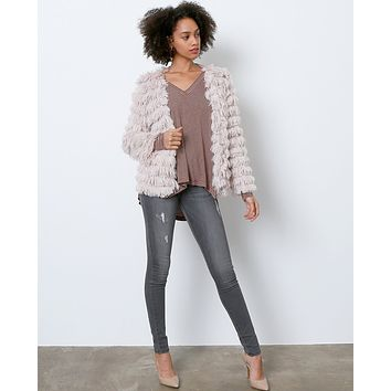 Glamming It Up Swag Jacket - Pink