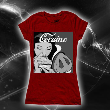 Snow White Cocaine Girls T-Shirt