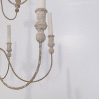 Lucca Antiques - Lighting: Lucca Chandelier