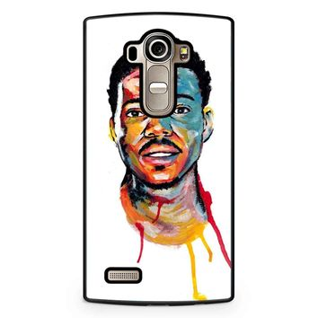 Acrylic Painting Of Chance The Rapper LG G4 Case