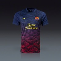 Nike Barcelona Youth Squad Pre-Match Top 13/14