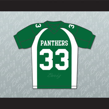 Taylor Kitsch Tim Riggins 33 Dillon Panthers Football Jersey Friday Night Lights