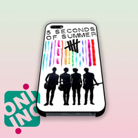 5 Seconds of Summer Band iPhone Case Cover | iPhone 4s | iPhone 5s | iPhone 5c | iPhone 6 | iPhone 6 Plus | Samsung Galaxy S3 | Samsung Galaxy S4 | Samsung Galaxy S5