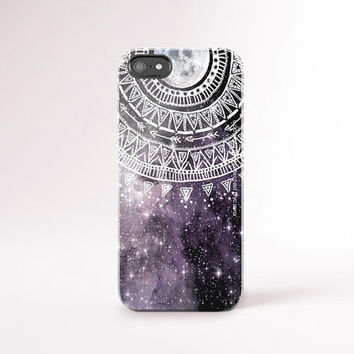 official photos 02ffc 864f8 iPhone 6 Case Galaxy Print iPhone 5 Case Tribal iPhone Case, Tough iPhone 6  Case Geometric Cases, Moon iPhone Covers, Galaxy iPhone 6 Case