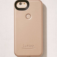LuMee Perfect Selfie II iPhone 8/7/6/6s Case | Urban Outfitters