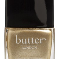 Metallic Gold Nail Polish – The Full Monty : butter LONDON