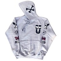 BRANDED Hoody Heather