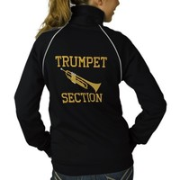 Embroidered Trumpet Section Jacket from Zazzle.com
