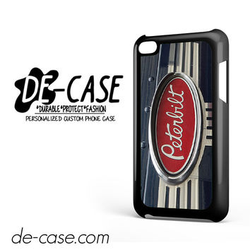 Peterbilt Truck Logo DEAL-8571 Apple Phonecase Cover For Ipod Touch 4