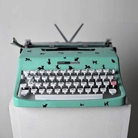 Bespoke Colour Vintage Typewriter