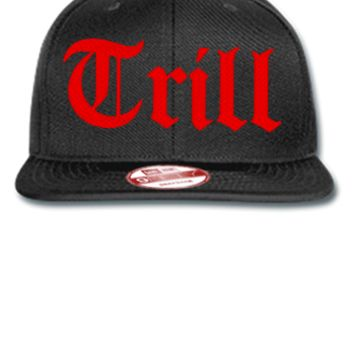 trill r Bucket Hat - New Era Flat Bill Snapback Cap