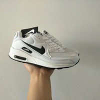 """Nike Air Max 90"" Unisex Sport Casual Fashion Air Cushion Sneakers Couple Running Shoes"