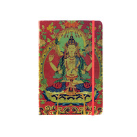 A5 RED BUDDHA NOTEBOOK