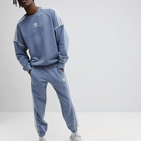 adidas Originals Nova Retro Sweatshirt In Grey CE4833 at asos.com