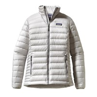 Patagonia Women's Down Sweater Jacket | Andes Blue