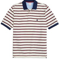 Golden Fleece® Original Fit Frame Stripe Polo