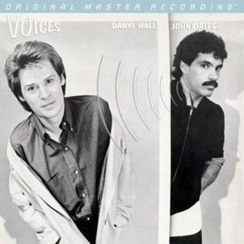 Daryl Hall & John Oates - Voices [LP] (180 Gram Audiophile Vinyl, limited/numbered)