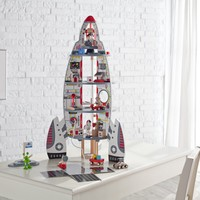 Hape Discovery Spaceship and Lift Off Rocket | www.hayneedle.com