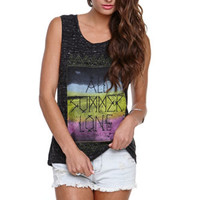 Hurley All Summer Long Biker Tank at PacSun.com