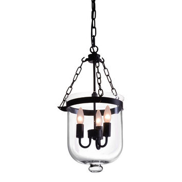 Masterton Ceiling Lamp Distressed Black Distressed Black