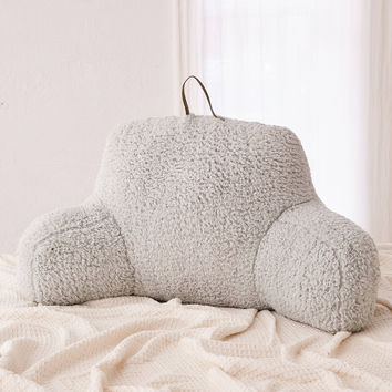 Amped Fleece Boo Pillow   Urban Outfitters