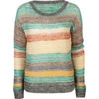 FULL TILT Stripe Womens Sweater 201570957 | gifts $25 - $50 | Tillys.com