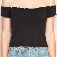 Anya Top - Tops - Clothing