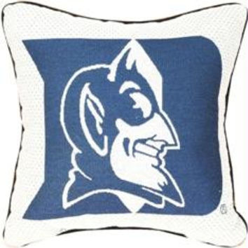 Throw Pillow - Duke Blue Devils