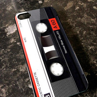 vintage casette - iphone case cover- iPhone 4 / iPhone 4S / iPhone 5 / Samsung S2 / Samsung S3 / Samsung S4 Case Cover