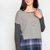Graham Plaid Pullover