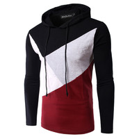 Men Hats Long Sleeve T-shirts Cotton Hoodies Pullover Jacket [6528872579]