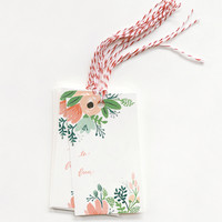 Rifle Paper Co. - Wildflower Gift Tags