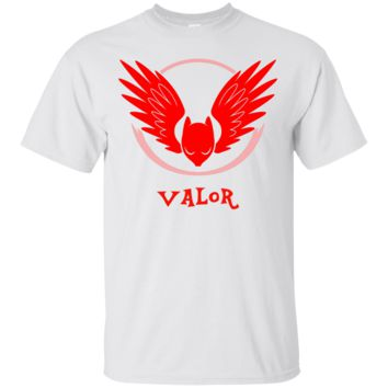 POKEMON - MLP TEAM VALOR LOGO T SHIRT