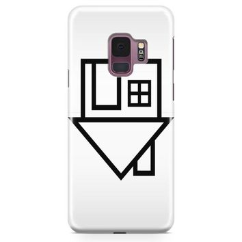 The Neighbourhood Logo Samsung Galaxy S9 Case | Casefantasy