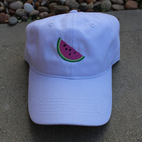 Watermelon Baseball Cap
