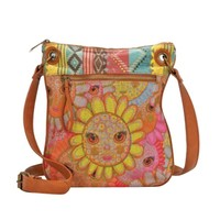 Tallulah Crossbody-Sunflower