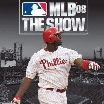 MLB 08 the Show for Playstation 2