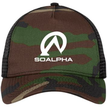 So Alpha Classic Trucker Hat