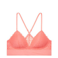 Lace Lightly Lined Triangle - PINK - Victoria's Secret