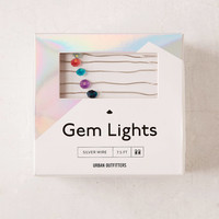 Gem Battery Powered String Lights | Urban Outfitters