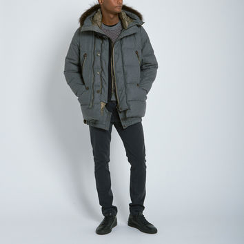 Diatura Alpinist N3B Parka in Grey
