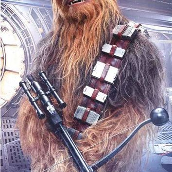 Star Wars Chewbacca Poster 22x34