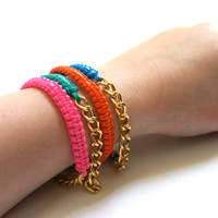 One Petite Classic Bangle - Summer