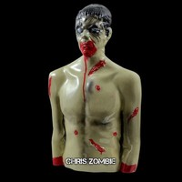 Chris Zombie Target FREE SHIPPING PACKAGE SALE! - BLEEDING ZOMBIE TARGETS