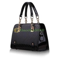 Fashion Women Ladies PU Leather Tote Purse Messenger Hobo Handbag Shoulder Bags