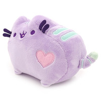 Buy Gund Pusheen the Cat Pastel Purple 15cm Plush at ARTBOX