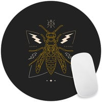 Buzzed Mouse Pad Decal