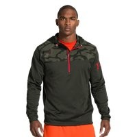 Under Armour Men's UA Combine Training Tundra  Zip