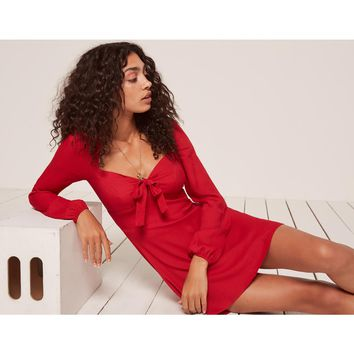 Petites Valentine Dress